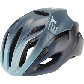 MET Rivale Casque, shaded blue